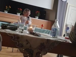Doris Hochstrate liest aus ihren Schulgeschichten