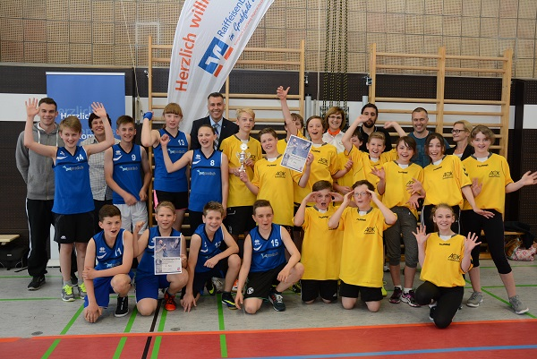 Volksbank Schoolsleague