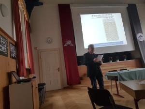 Ralf Rainer König - Autor der Schulchronik