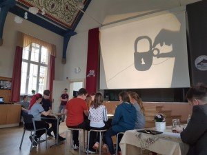 Schattenspiel - Kunst - AG