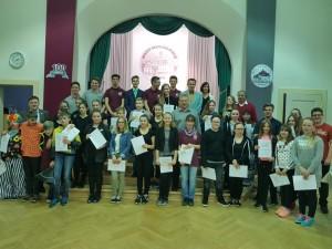 Teilnehmer mit Jury